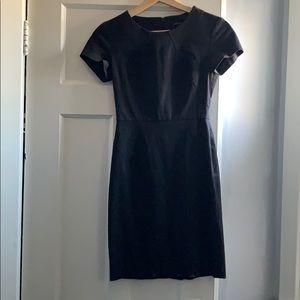 Banana Republic short sleeved dress